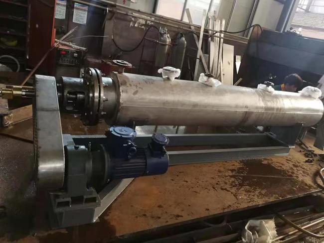 哈氏合金管式反应器