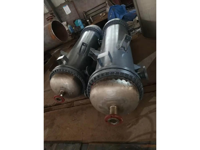 钛列管换热器