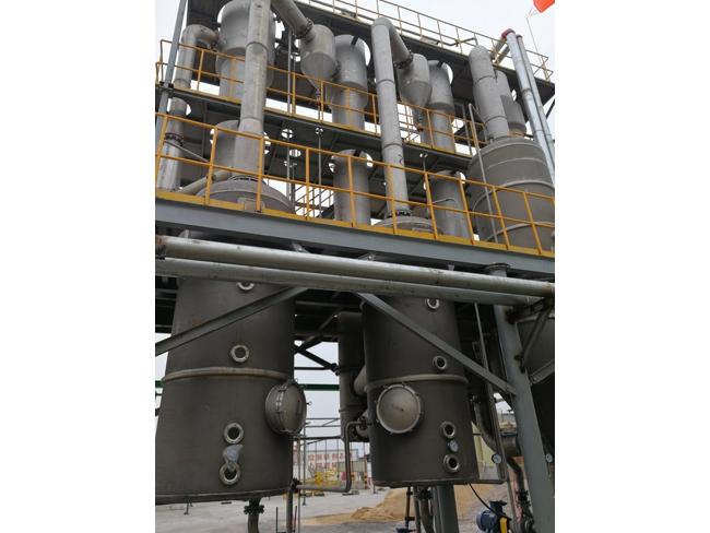 节能环保MVR钛设备
