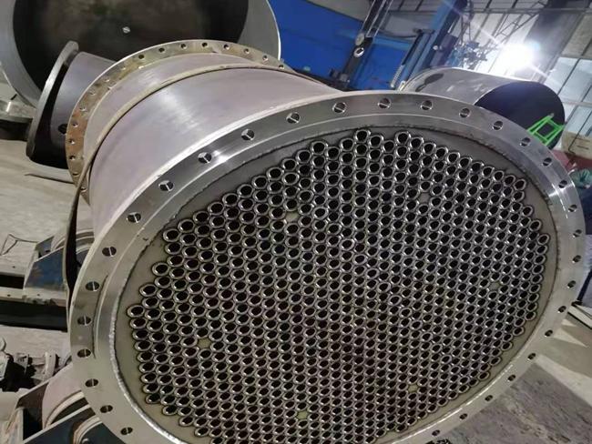 2205换热器